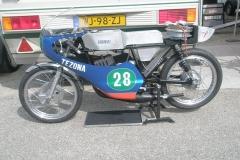 Local 1967 125cc Maico